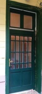 Liptáktelep fa bejárati ajtócsere