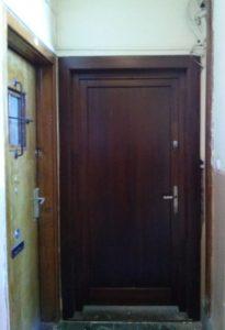 Pestújhely fa bejárati ajtócsere