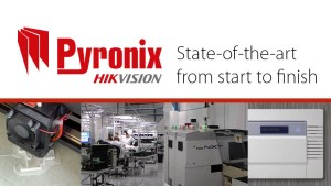 sistemi di allarme Pyronix by Hikvision
