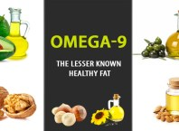 Omega-9 the lesser known healthy fat