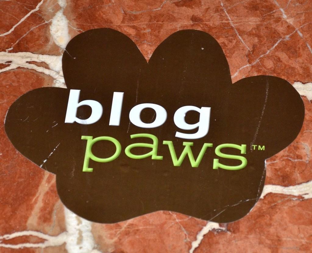 blogpaws paw print