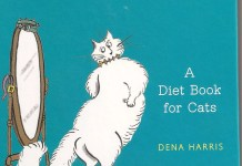 Cat book about diets