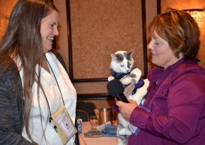 Arden Moore and Zeike interview incoming 2014 CWA President Lorie Huston.