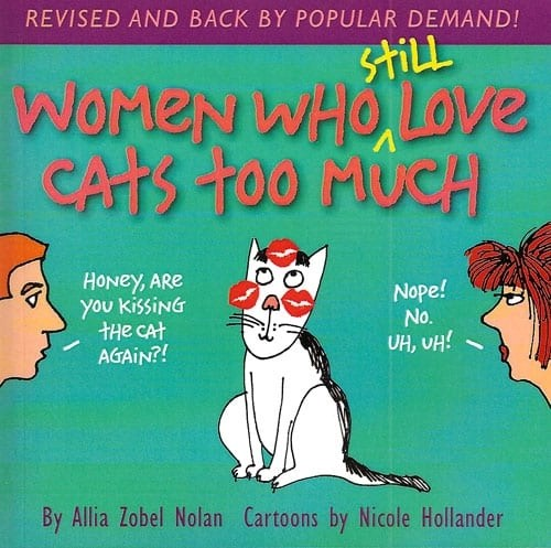 Book: Women Who Still Love Cats Too Much