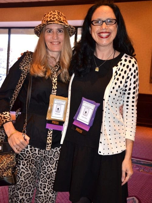 Deborah Barnes and #Angie Bailey and 2013 #Cat Writers Association Conference
