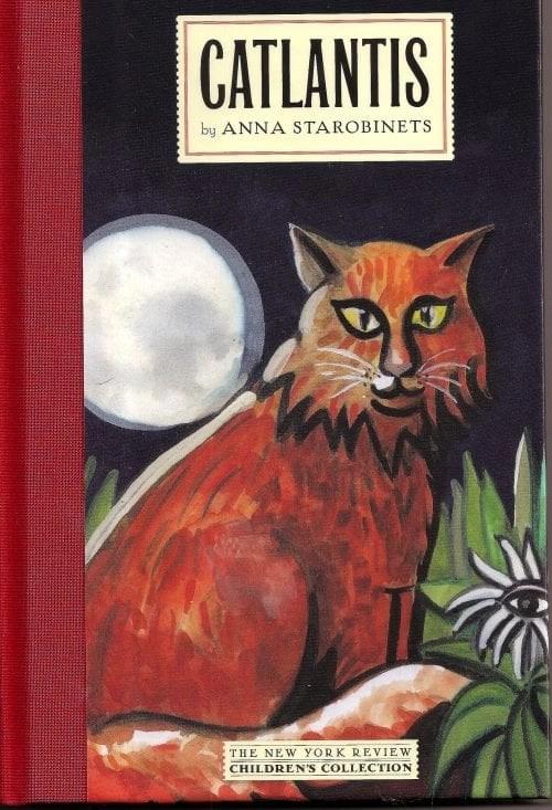 Catlantus, an amusing cat tale of magical proportions