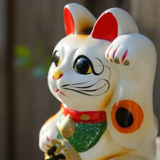 Picture of Japanese Waving Cat
