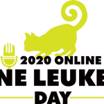Logo for Feline Leukemia Education Day, on why Leukemia is no longer a death sentence to shelter cats.