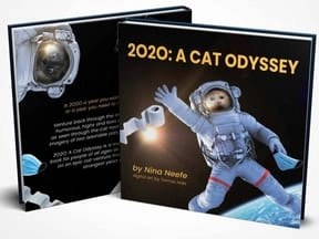 "Photo of book 2020"" A Cat Odessey"