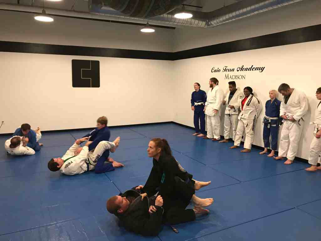 Jiu-Jitsu: A Game of Styles - Caio Terra Academy Madison