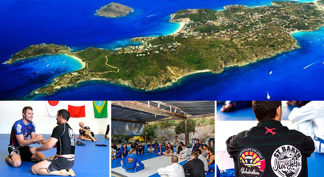 Amazing BJJ camp in the Caribbean - BJJ Scandinavia