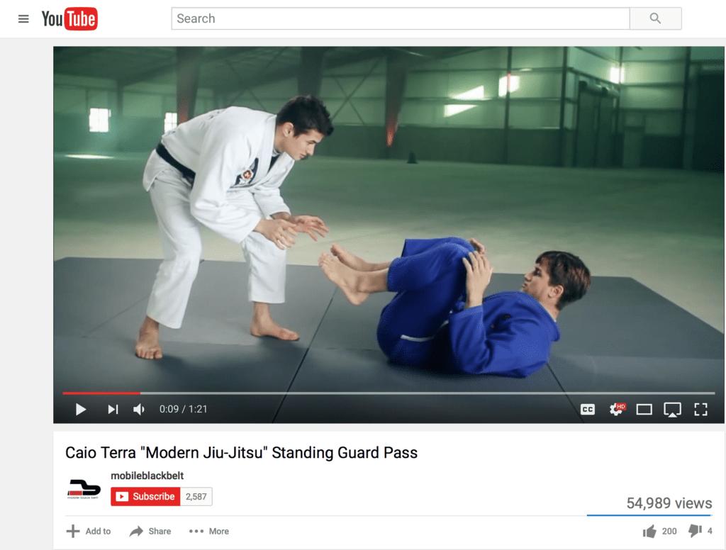 Caio Terra On YouTube