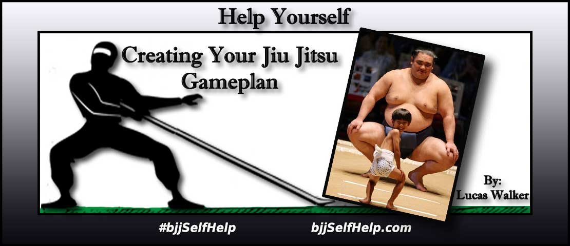 Crafting A Jiu Jitsu Game Plan For Tournaments 101