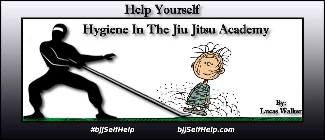 Hygiene In The Jiu Jitsu Academy 101