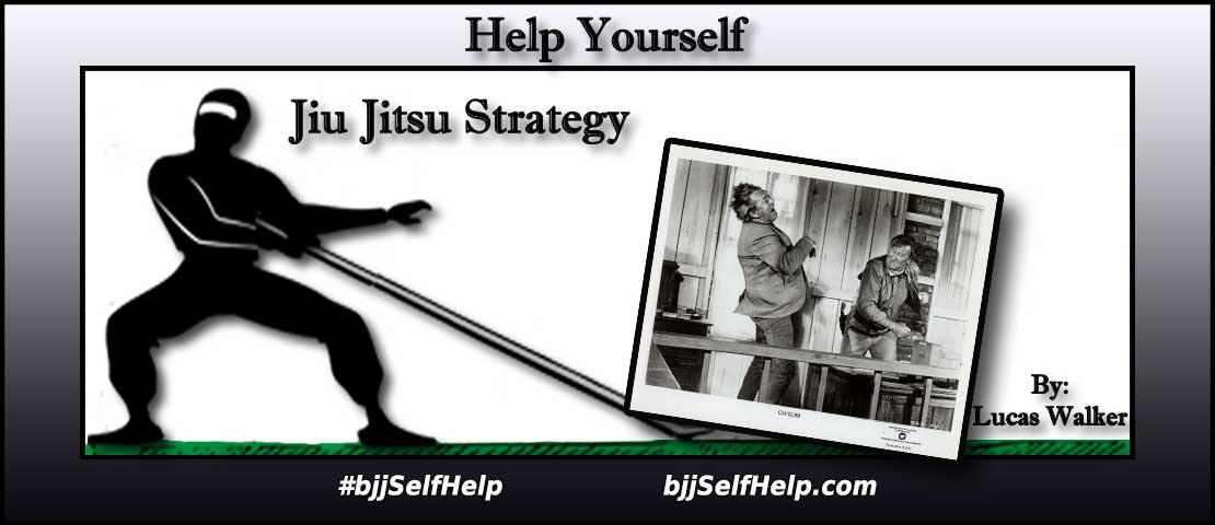 Jiu Jitsu Strategy (Heavy Is The Head That Wears The Crown. (Pt. 1)