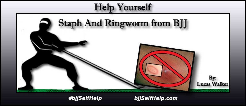 Staph And Ringworm - BJJ Self Help