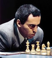 Garry Kasparov - The Gravity Of Past Success