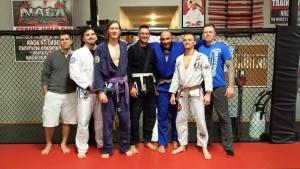 Lucas Walker Purple Belt Seminar At Mount Vernon