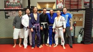 Lucas Walker Purple Belt Seminar At Mount Vernon