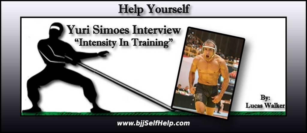 Yuri Simoes Interview - Intensity In Training