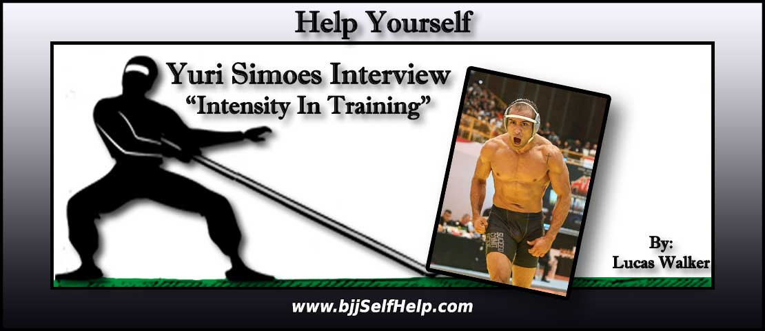 """Interview With Yuri Simoes – """"Training With Intensity"""" – A Case Study"""