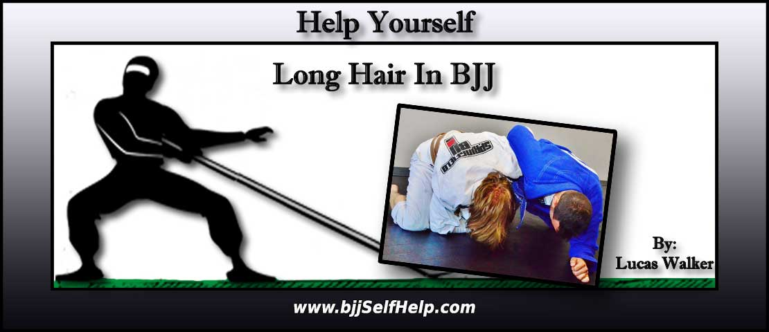 How Do People Deal With Long Hair In BJJ?