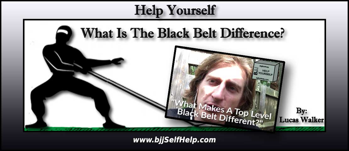What Do Top Level BJJ Black Belts Do Differently? (Video)