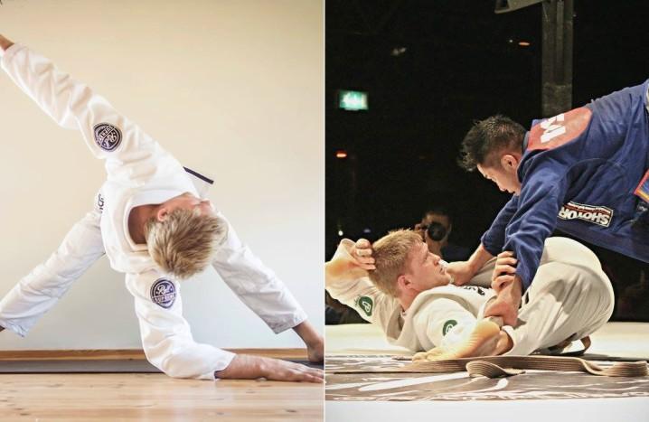 BJJ Flexibility