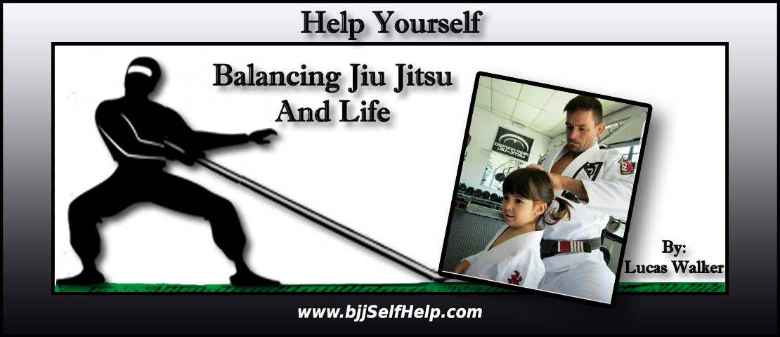 Balancing Jiu Jitsu And Life
