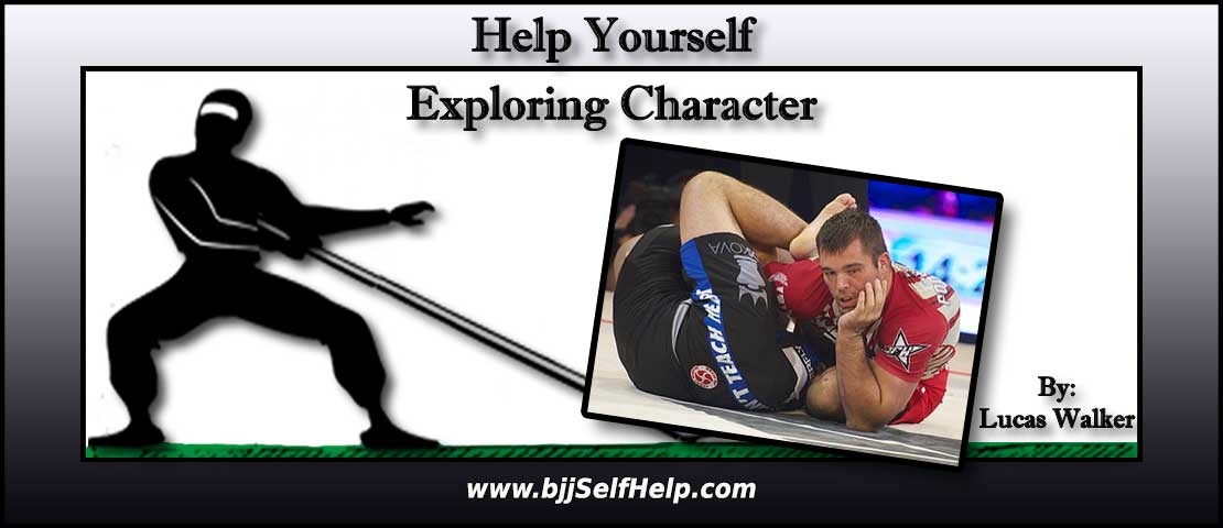 Exploring Character Through Brazilian Jiu Jitsu