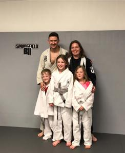 Start Training BJJ Today! Sign Up