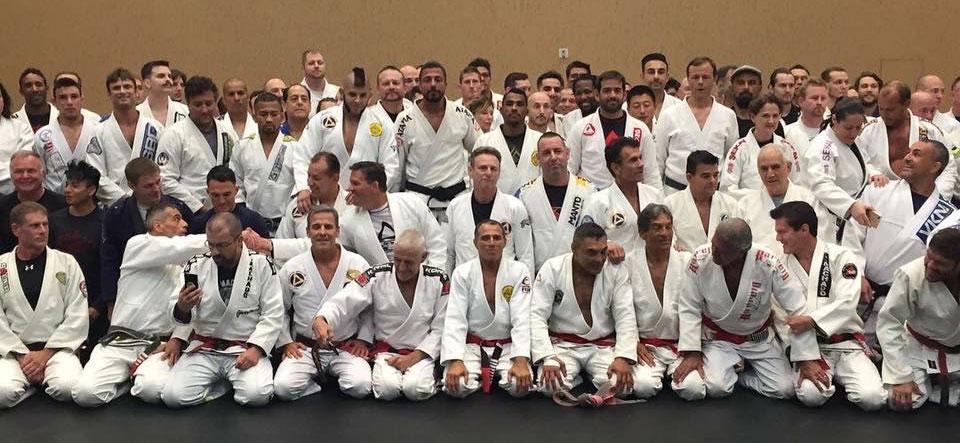 Jiu Jitsu Royalty Black and Red Belts