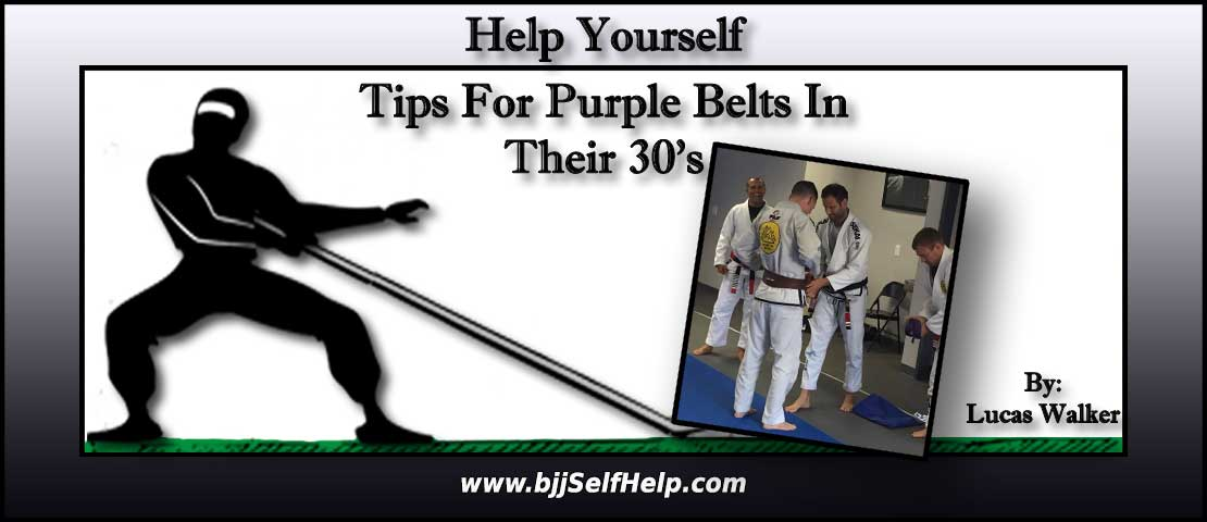 Any BJJ Tips 30 Year Old Purple Belts Should Follow?