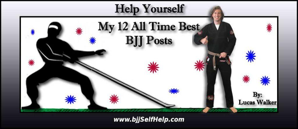 12 All Time Best BJJ Posts