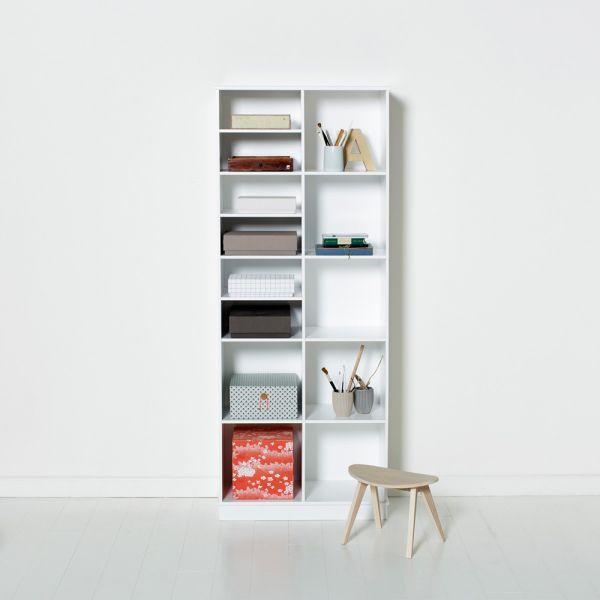 etagere verticale 2x5 wood