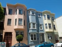 ... bunte Häuser