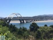 Die Brücke nach Waldport