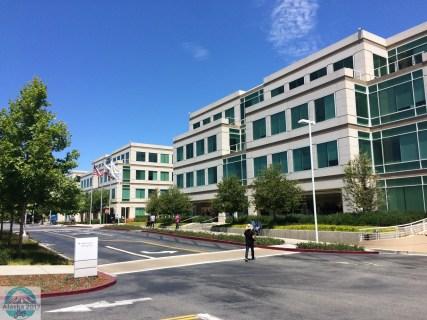 Historisches Apple Hauptquartier