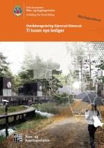 Høringsutkast områderegulering Gjersrud-Stensrud (Illustrasjon: Plan- og bygningsetaten)