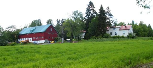 Bjørndal gård (foto: Sven Brun)
