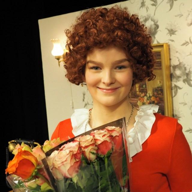 Kaja Emilie Stenseth som Annie