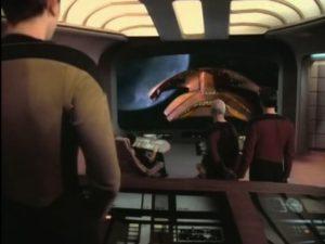 """Should we return fire, Captain?"" ""No, we don't have the budget."""