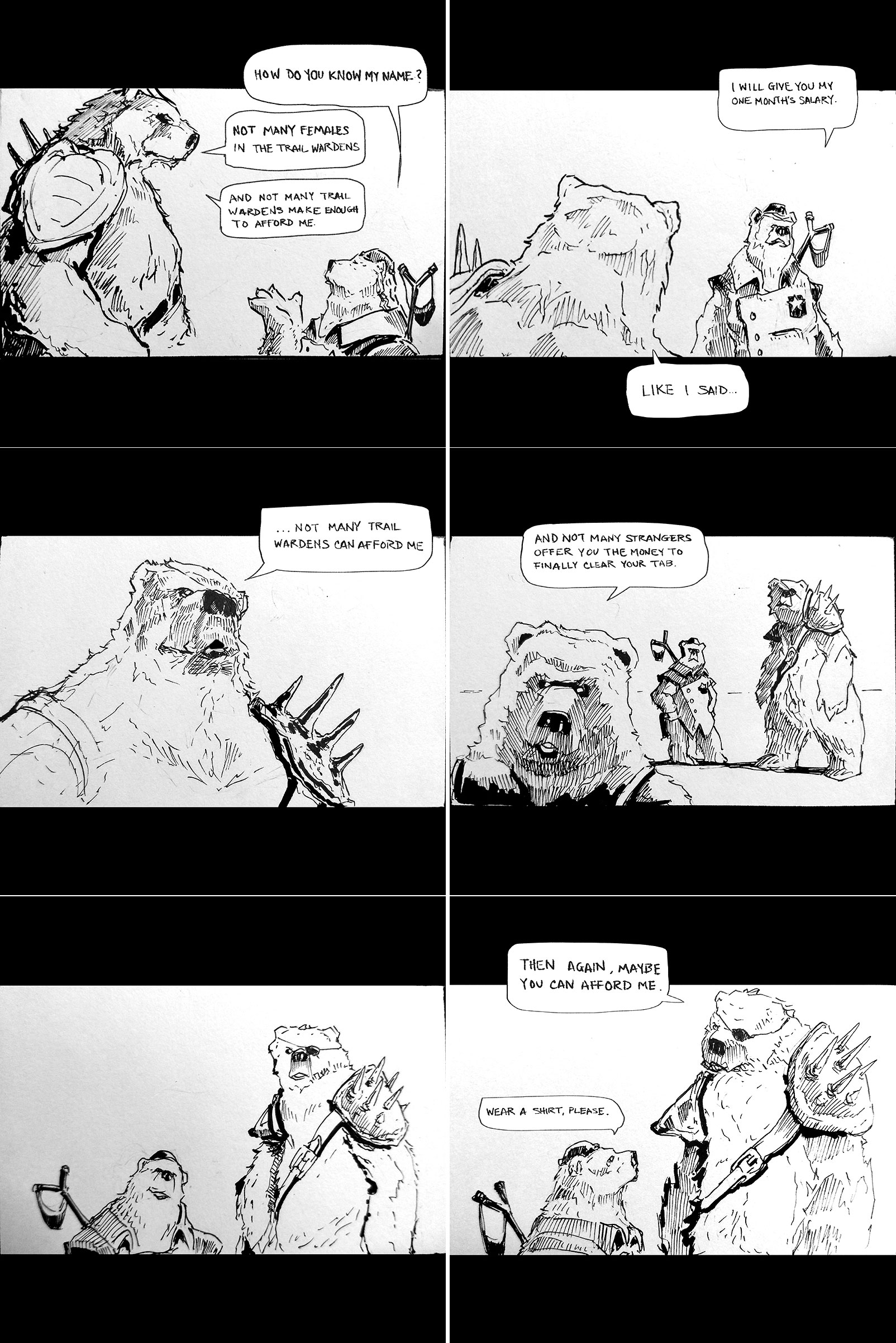 Bjornsaga – Page 15