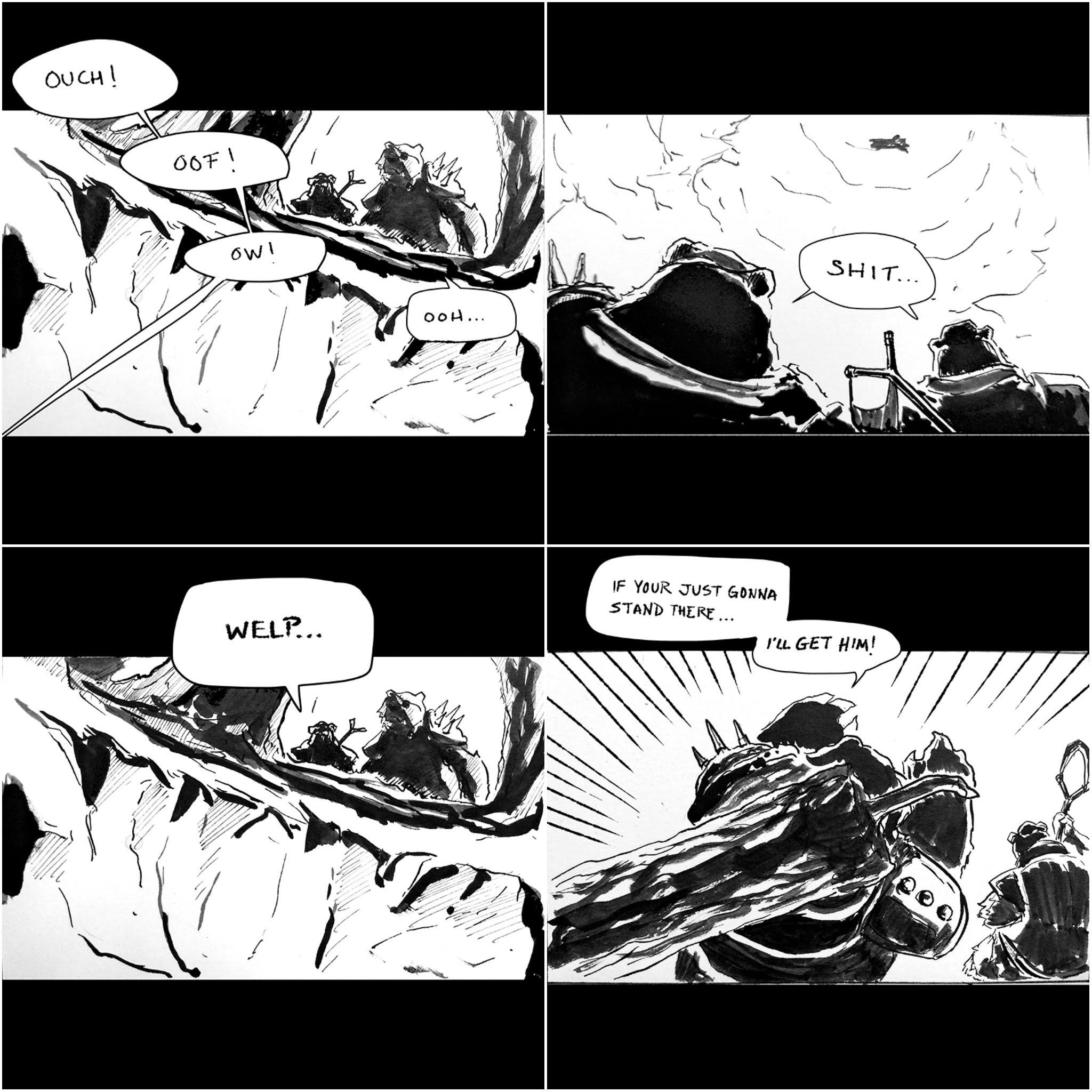 Bjornsaga – page 28