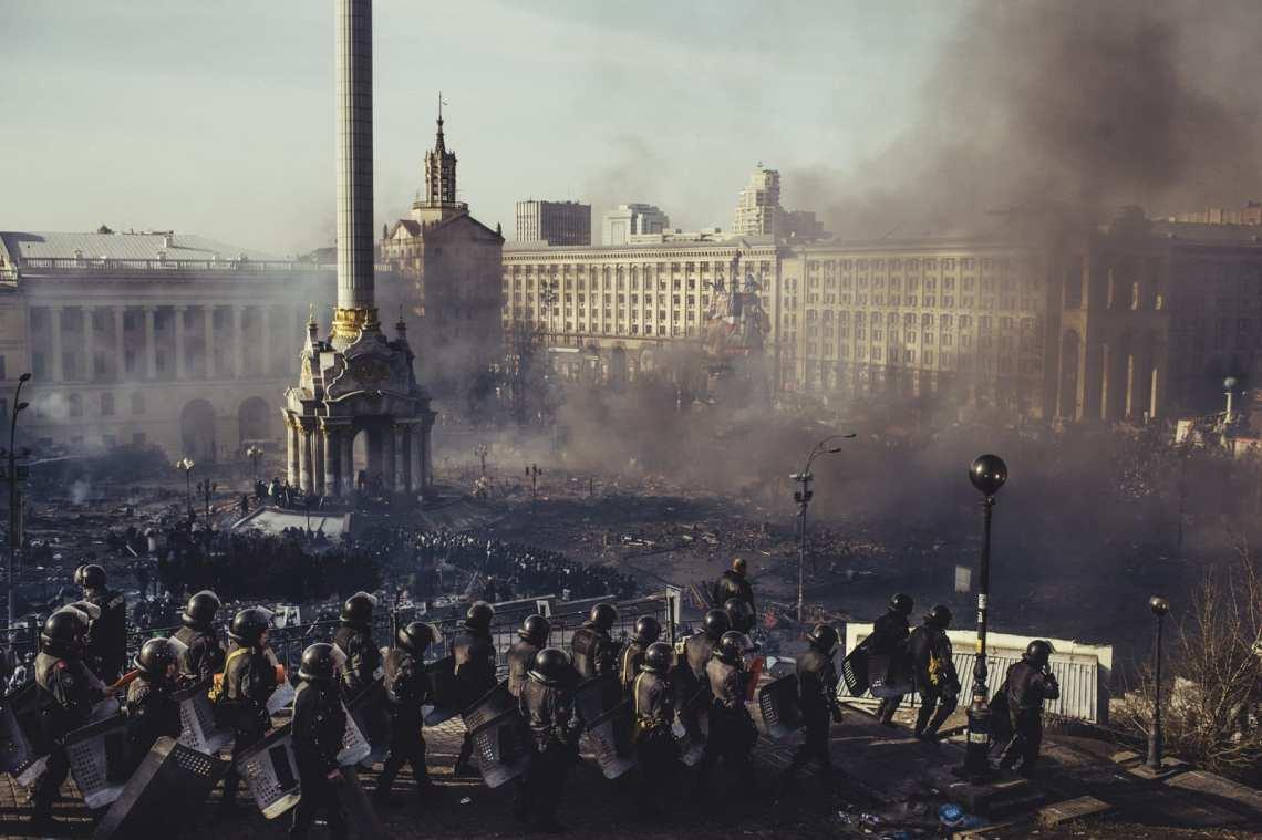 Image result for ukrainian revolution
