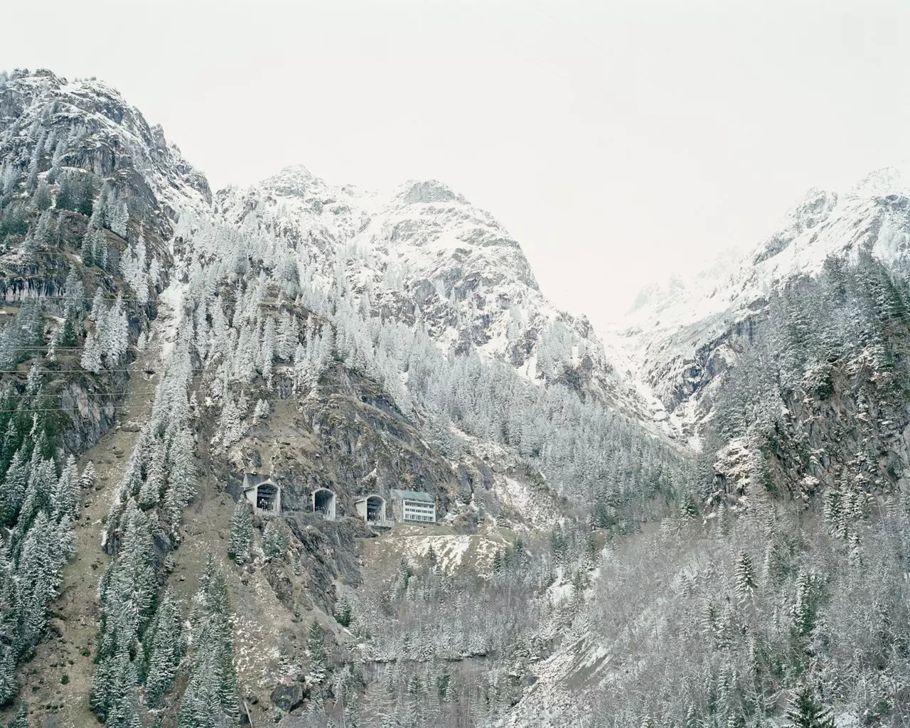Chloe Dewe Mathews goes In Search of Frankenstein in the Swiss Alps     Chloe Dewe Mathews goes In Search of Frankenstein in the Swiss Alps      British Journal of Photography