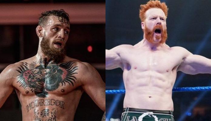 Conor McGregor, Sheamus