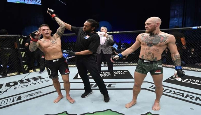 Dustin-Poirier- Conor-McGregor