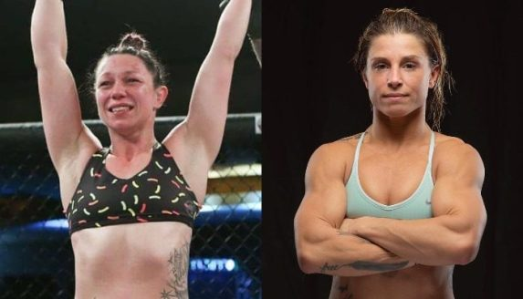 Image result for hannah goldy vs kali robbins