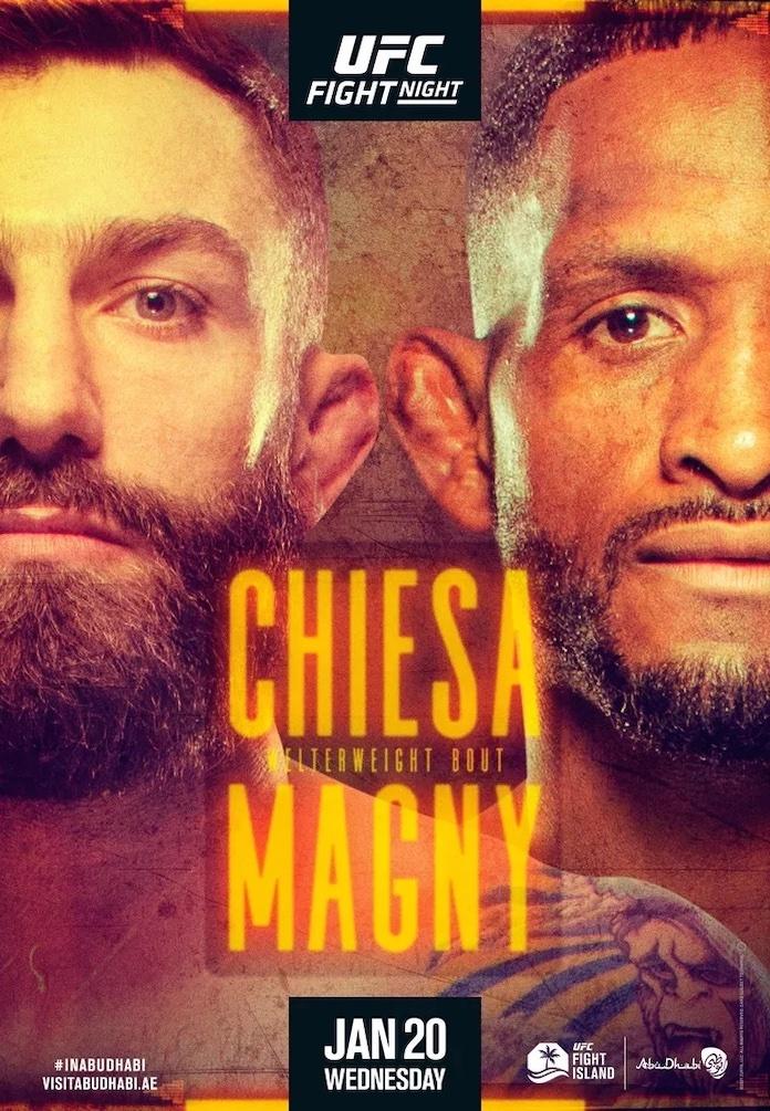 UFC Fight Island 8